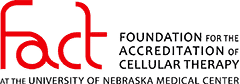 Foundation of Accreditation for Cellular Therapy