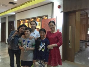 patient in China for stem cell treatment for Autism