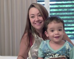 "Spina Bifida Stem Cell Treatment Brings ""Countless"" Improvements for Matheus [Video]"