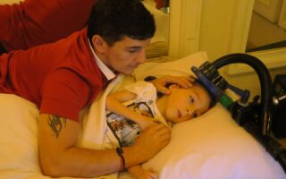 Child with CP Sees Improvements, Decides To Return
